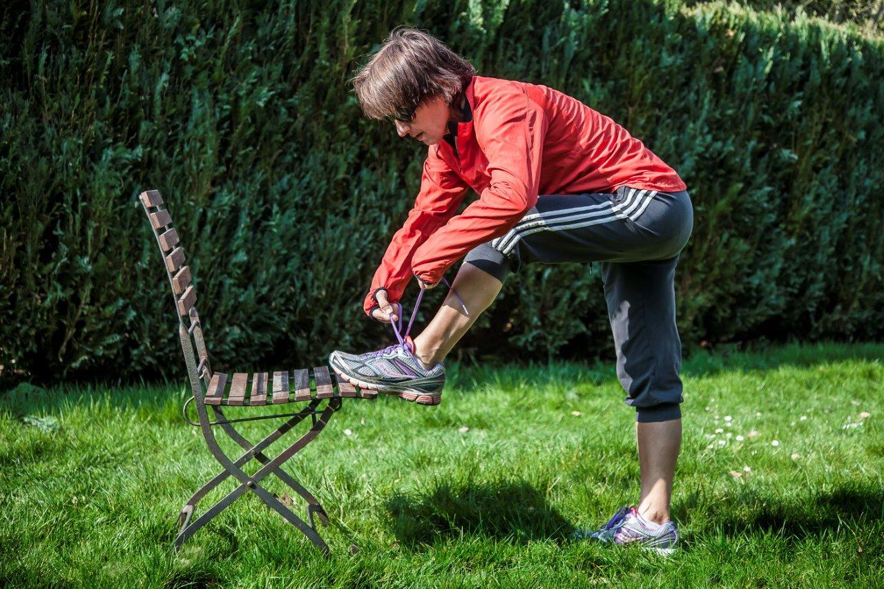 feldenkrais tying shoe laces
